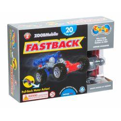 Klocki konstrukcyjne ZOOB Racer Fastback