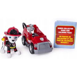 Psi Patrol MARSHALL ultimate rescue autko figurka Szachy