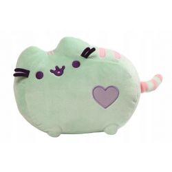 Pusheen kot zielony 31cm maskotka cat Pozostałe