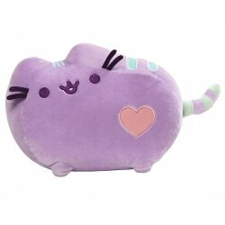 Pusheen kot Fioletowy 31cm maskotka cat Pozostałe