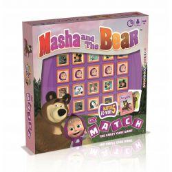 Gra logiczna Masza i Niedźwiedź Match Pozostałe