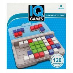 Gra logiczna IQ games 120 zadań 8+ Pozostałe
