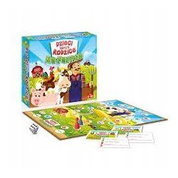 Gra rodzinna Dzieci kontra NA FARMIE 6+ Dla Dzieci