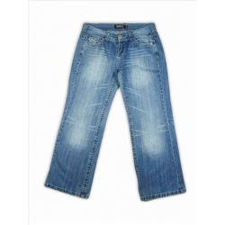 Jeansowe spodnie Denim