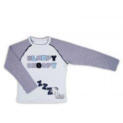 Bawełniana bluzka od piżamy Marks&Spencer