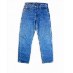 Jeansowe spodnie Levis