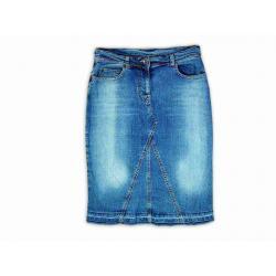 Jeansowa spódnica Next