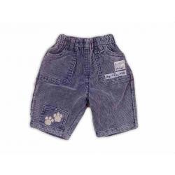 Sztruksowe spodnie St.Bernard