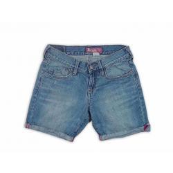 Jeansowe spodenki H&M
