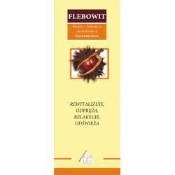 Krem – balsam z ekstraktem z kasztanowca - FLEBOWIT