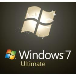 NOWE ! OEM Windows 7 Ultimate PL 1PK DVD 32-bit GLC-00714