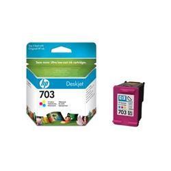 Głowica drukująca HP 703 color | 4ml | DJ D730/F735