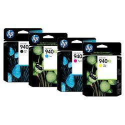 Czarny wkład atramentowy HP 940XL Officejet (C4906AE)