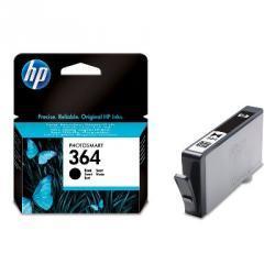 Czarny wkład atramentowy HP 364 (CB316EE)