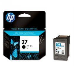 czarny atramentowy wkład drukujący HP 27 (10ml) (C8727AE)