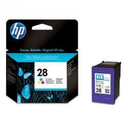 rójkolorowy wkład atramentowy HP 28 (C8728AE)
