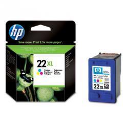 Trójkolorowy atramentowy wkład drukujący HP 22XL (C9352CE)