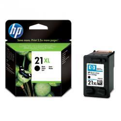 Czarny atramentowy wkład drukujący HP 21XL (C9351CE)