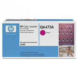 Kaseta z purpurowym tonerem HP Color LaserJet Q6473A (Q6473A)