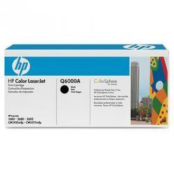Kaseta z czarnym tonerem HP Color LaserJet Q6000A (Q6000A)