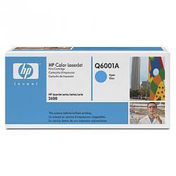 Kaseta z błękitnym tonerem HP Color LaserJet Q6001A (Q6001A)