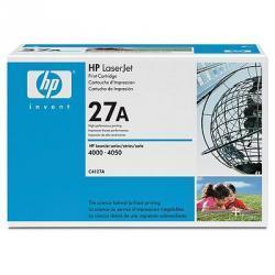 Kaseta z czarnym tonerem do drukarek HP LaserJet C4127A (C4127A)