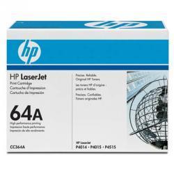 Kaseta z czarnym tonerem do drukarek HP LaserJet CC364A (CC364A)