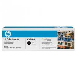 Kaseta z czarnym tonerem HP Color LaserJet CB540A (CB540A)