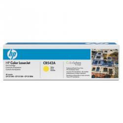 Kaseta z żółtym tonerem HP Color LaserJet CB542A (CB542A)
