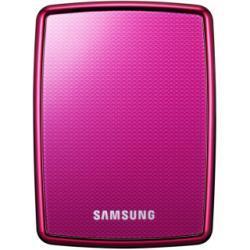Dysk Samsung S2 Portable, 2.5'', 250GB, USB 2.0, różowy