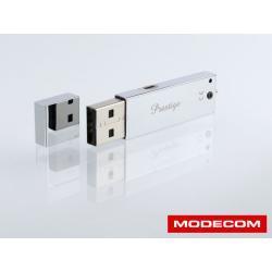 MEMODRIVE PRESTIGE 8GB Silver