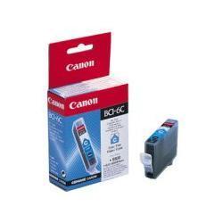 Wkład atramentowyWkład atramentowy Canon BCI-6C cyan [ BJC-8200, i950, S800/S820D/S830D/S900 ] Canon BCI-6C cyan [ BJC-8200, i950, S800/S820D/S830D/S900 ]