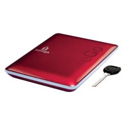 Dysk zewnętrzny 320GB 2.5 RED eGO Prot.Suite USB