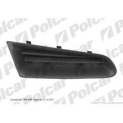RENAULT CLIO III 05-  ATRAPA PRAWA
