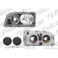 VOLVO S40/V40   01-03  REFLEKTOR  LEWY