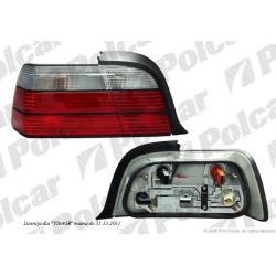 BMW 3 COUPE/CABRIO 12,90-03,00 LAMPA TYLNA LEWA