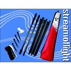 Siatka + słupki teleskopowe do badmintona!!