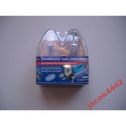 ZAROWKI XENON H4 60/55W LITECH 7500K DIODY POSTOJ