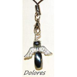 Hematytowy aniołek - siła, odwaga, miłość i magnetyzm osobisty Pozostałe
