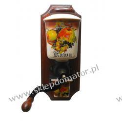 Młynek do kawy wiszący - motyw 'jabłka' Czajniki i imbryki