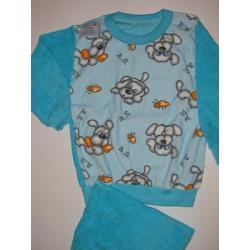 Piżamka frotte dla chłopca rozm. 122