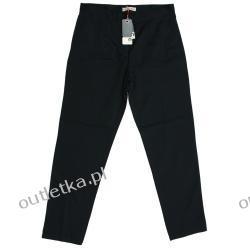 Spodnie długie,ICHI,czarne, cieńkie, rozmiar M