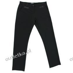 Spodnie długie, SISTER POINT,czarne, wizytowe