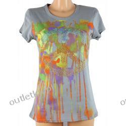 Koszulka, T-shirt,  SISTERS POINT, wzór: pacyfa