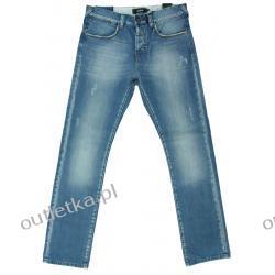 Jeansy męskie, BLEND, jasnoniebieskie