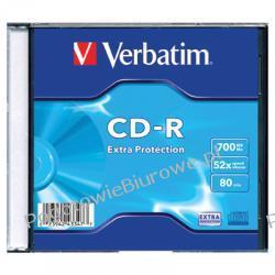 Płyta CD-R slim Verbatim 700 MB