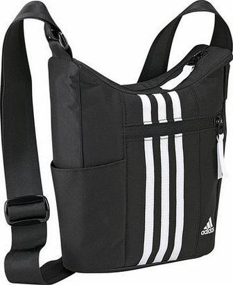 c55395766541 ADIDAS torebka torba mała lekka sportowa ŚWIETNA na Bazarek.pl