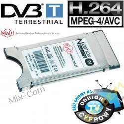 MODUŁ MPEG-4 DVB-T Neotion NP4+ TUNER POCKE DO TV