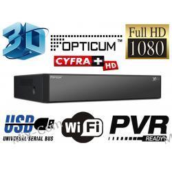 OPTICUM FULL HD X406p PVR - HDMI USB WIFI + HDMI
