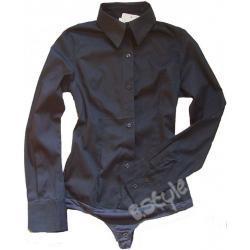 B.Style koszula body grafit - 97% bawełna XL